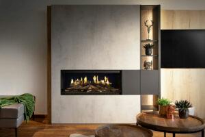 Kalfire E-one foyer électrique